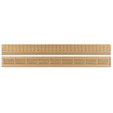 30cm Times Table Ruler