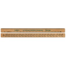 "18""/50cm  Gardeners Golden Ruler"