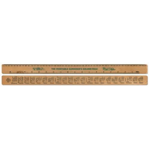 "18""/50cm  Gardeners Golden Ruler"