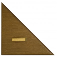 45 Degree Wooden Blackboard Set Square