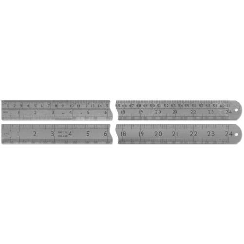 """24"""" / 60cm Stainless Steel Ruler"""