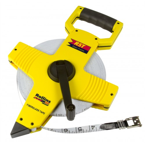 50M Open Frame Surveyors Measure Tape