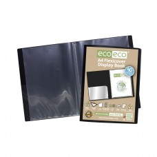 A4 Flexicover Display Book - 40 Pocket
