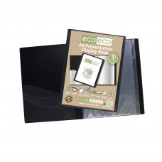 A4  Presentation Display Book - 10 Pockets