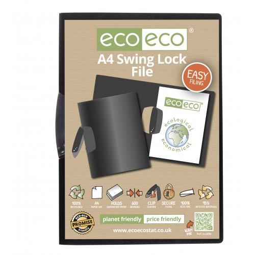 A4 Swing Lock File