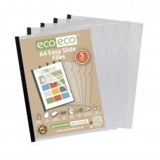 A4 Easy Slide File - Pack 5
